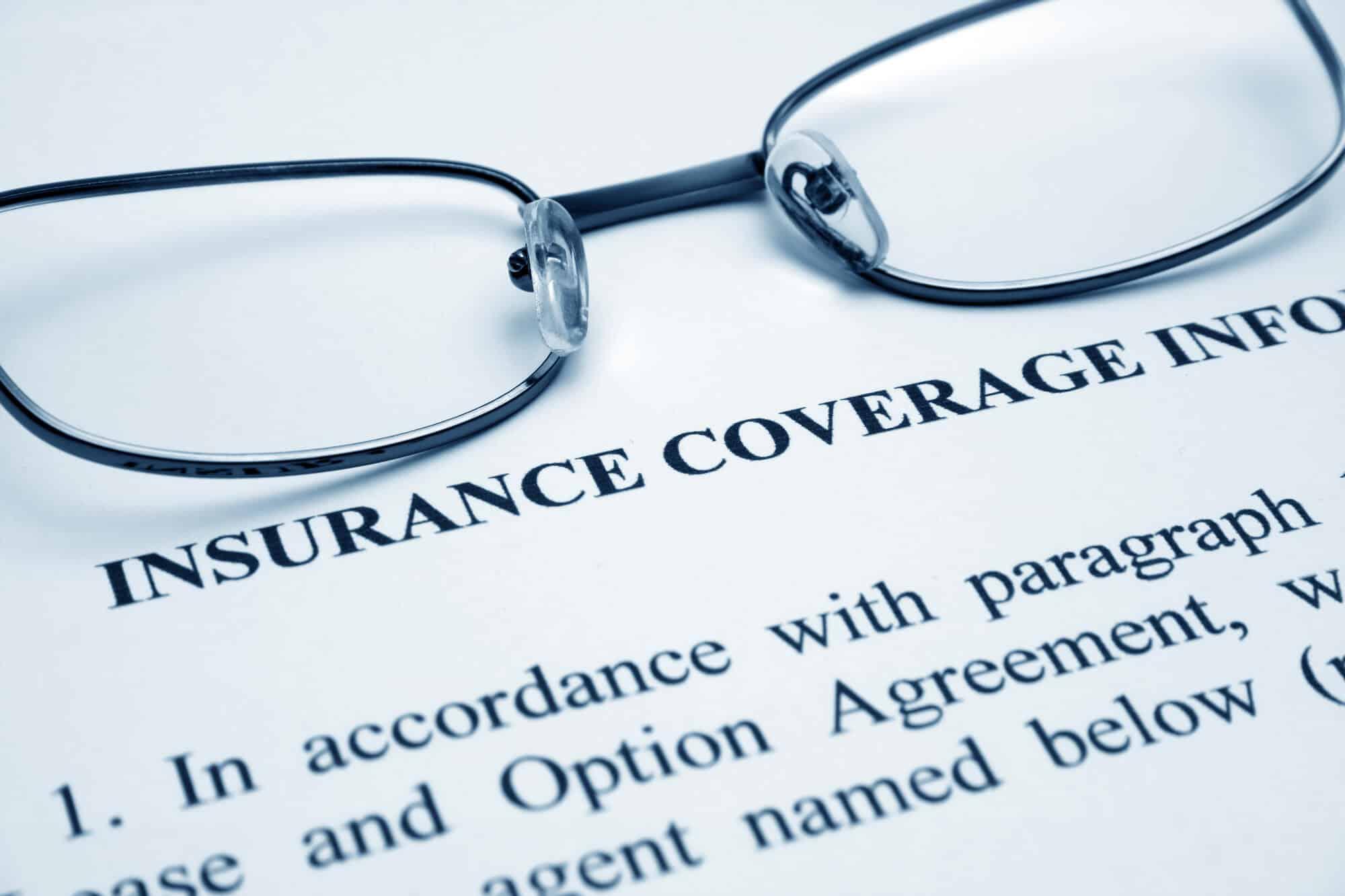 Insurance Open Enrollment